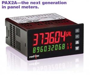 Digital Panel Meter PAX2A redlion