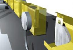 Capacitive Proximity Sensors ตรวจสอบสินค้าภายในกล่องที่ปิดผนึกแล้ว