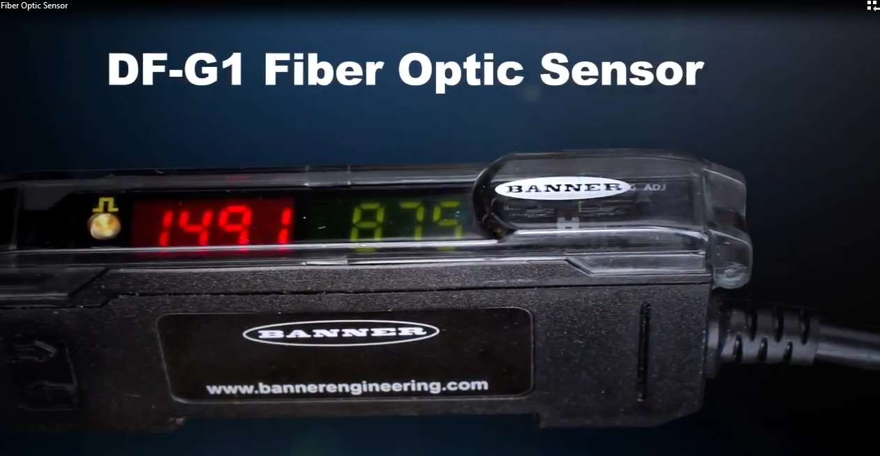 thumbs fiber optic sensor Compomax Introduction Video